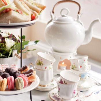 Английская мода на Чай